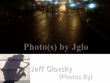 Jeff Glovsky:  Photos by Jglo